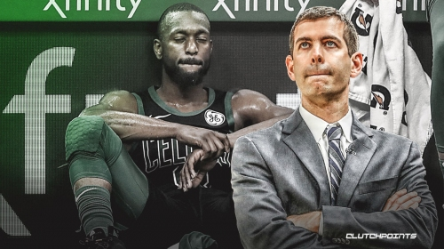 Latest on Kemba Walker's problematic knee injury, per Celtics coach Brad Stevens