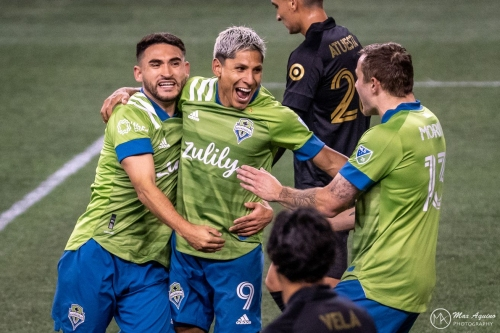 Sounders vs LAFC, recap: Synchronicity in Seattle