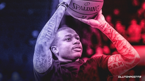 Isaiah Thomas reacts to speculation after wearing heat shorts during pick-up game