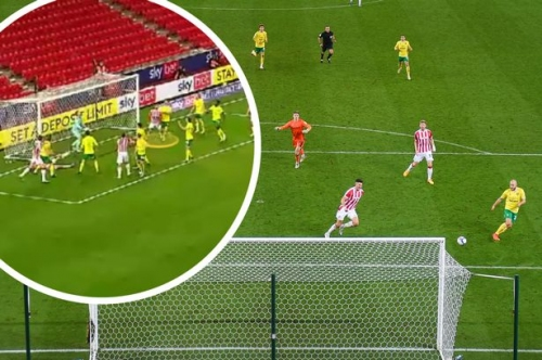Should Stoke have had penalty v Norwich and two other big decisions