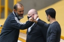 Nuno has already answered the question Mikel Arteta is asking