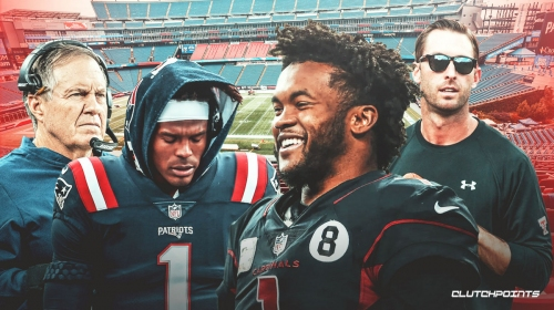 Cardinals QB Kyler Murray's injury status ahead of Patriots clash, revealed