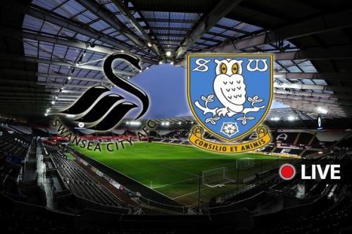 Swansea City v Sheffield Wednesday - live updates