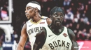 Jrue Holiday's heartfelt message to New Orleans after trade to Bucks