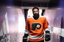 2019-20 Player Review: Nate Thompson played some hockey