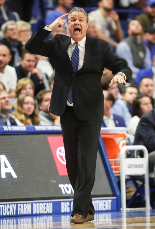 Kentucky basketball vs. Morehead State: Lives updates, scores and more