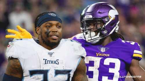Derrick Henry's stunning comment about Vikings star Dalvin Cook