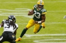 Is Aaron Jones past his prime already heading into a contract year?