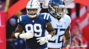 Colts place DeForest Buckner on COVID-19 list ahead of matchup with Derrick Henry, Titans