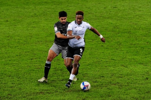 Swansea ratings as pair struggle but Ayew changes game against Owls
