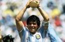 New Podcast - Diego Armando Maradona