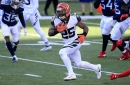 Bengals vs. Giants Injury Report: Giovani Bernard DNP with concussion