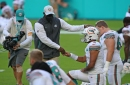 Dolphins' Brian Flores hopes players, coaches can balance health, family and safety during Thanksgiving