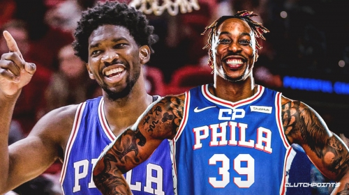 Dwight Howard's blatantly obvious statement on Joel Embiid, Sixers starting center job
