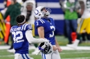 Colts kicker Rodrigo Blankenship leads AFC Pro Bowl voting at his position
