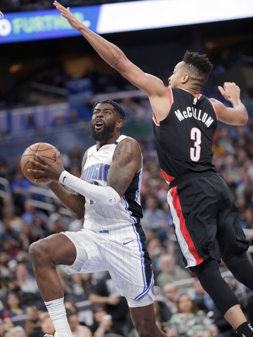 Magic re-sign forward James Ennis as team reaches roster limit