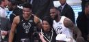 Giannis Antetokounmpo, LeBron James & Anthony Davis Could Make 'Some Financial Sacrifice' To Form Big 3 In LA