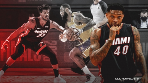 Udonis Haslem's NSFW response to claims Heat's Finals run was a 'fluke'