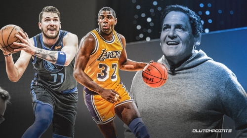 Luka Doncic comparable to Magic Johnson, claims Mark Cuban