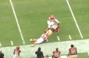Another look at Logan Thomas on the all-22 film vs the Bengals