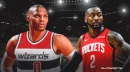 Why the Wizards and Rockets would consider a Russell Westbrook-John Wall swap
