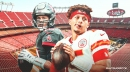 Patrick Mahomes speaks out on how he stacks up against Tom Brady