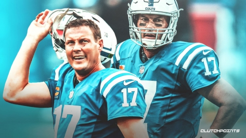 Philip Rivers speaks out on availability for matchup against the Titans