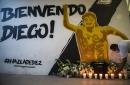 Lakers News: Magic Johnson Pays Respects To Soccer Legend Diego Maradona