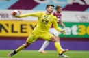 Burnley's Nick Pope a doubt for Manchester City clash