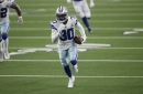 Dallas Cowboys vs. Washington Football Team inactives: Anthony Brown is officially out for the game