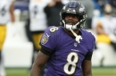 Lamar Jackson the latest member of the Ravens to test positive for COVID-19