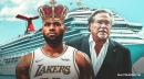 LeBron James blocks Carnival Cruise Line's attempt to trademark 'King James'