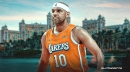 Lakers' Jared Dudley in desperate need of board game on Thanksgiving