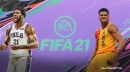 Giannis Antetokounmpo, Joel Embiid do major sports crossover with FIFA 21