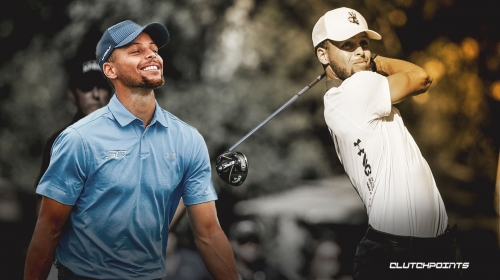 Warriors' Stephen Curry admits he was more nervous for golf tournament than NBA Finals