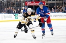 Would the proposed divisions for the 2020-2021 NHL season favor or hinder the Boston Bruins?