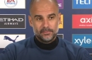 Pep Guardiola Man City press conference RECAP