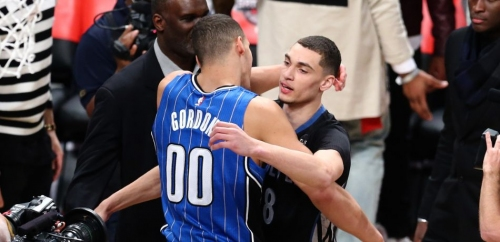 NBA Rumors: Proposed Three-Way Deal Would Send Zach LaVine And Aaron Gordon To Nets