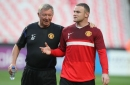 Man United great Rooney hints he'll ask Ferguson for managerial advice