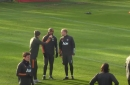 Four things spotted in Man United training as Paul Pogba concerns grow