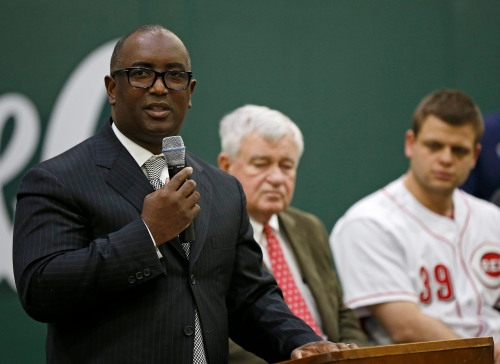 Ex-Angels General Manager Tony Reagins, who is Black, should be running a baseball team