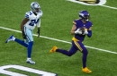 Report: Adam Thielen not expected to play on Sunday