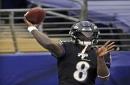 Ravens QB Lamar Jackson, three more players placed on reserve/COVID-19 list