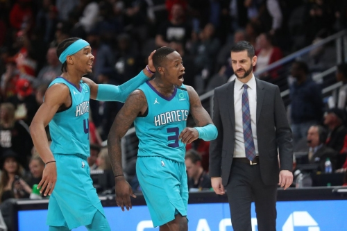 Charlotte Hornets preseason schedule released