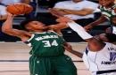 Bucks to host Mavericks twice, visit Pelicans as part of three-game preseason schedule