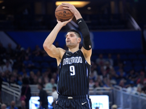 Magic draw Hawks to open NBA preseason play