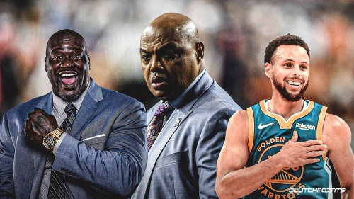 Shaquille O'Neal admits betting $100,000 on Warriors star Stephen Curry's team in 'The Match 3'