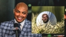 Charles Barkley brandishes golf ball adorned with Shaquille O'Neal's face in 'The Match 3'