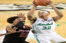 Herd hoops surges past Arkansas State, 70-56, in opener
