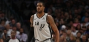 NBA Rumors: LaMarcus Aldridge Could Be Traded To Heat For Package Centered On Kendrick Nunn